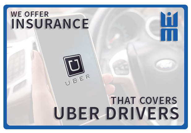 We offer uber insurance
