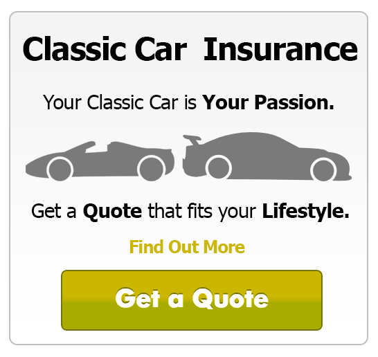 Instant Auto Insurance Quote: Classic Car Insurance